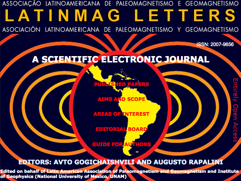 LATINMAG LETTERS